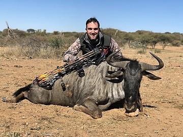 Sudafrica Caza con Arco