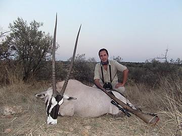 NAMIBIA PROGRAMA GENERAL WINDHOEK